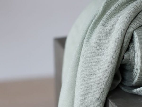 Meet MILK Soft Lima Knit soft mint