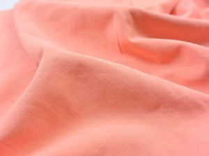 Washed Rayon soft coral | Limited Springtime Edition