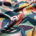 Singulière par Cousette | Viskose Sous Bois moss
