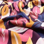 Singulière par Cousette | Viskose Sous Bois blush
