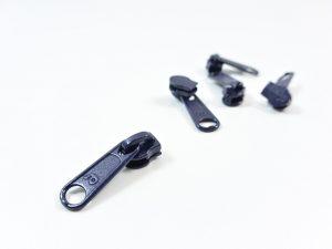 Zipper für Reißverschluss Meterware dunkelblau