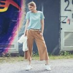 Weekend Wardrobe Bundle Basic | karamell mint offwhite