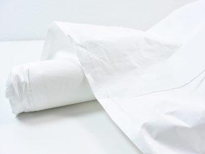 Crushed Paper Papierstoff weiß
