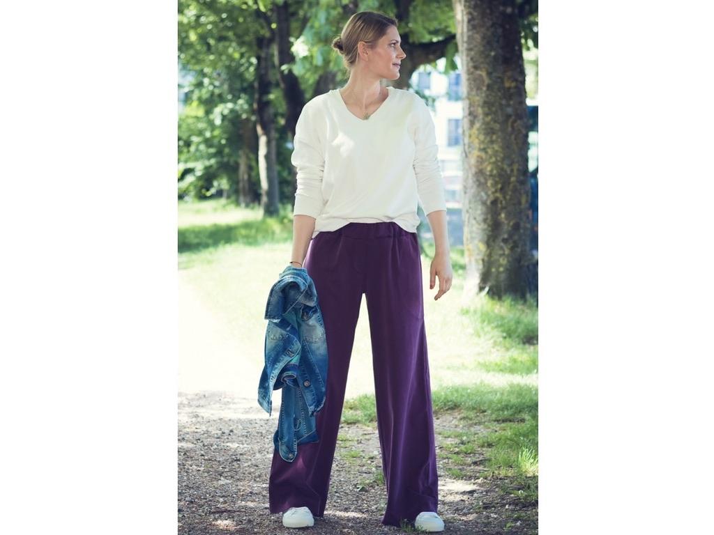 Weekend Wardrobe Bundle Basic | bordeaux offwhite offwhite