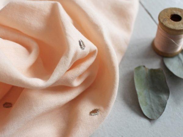 Atelier Brunette Cotton Gauze Stardust powder