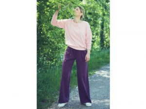 Weekend Wardrobe Bundle Basic | bordeaux atrosé peach