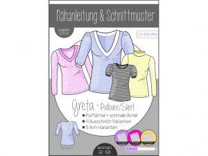 kibadoo Pullover | Shirt Greta