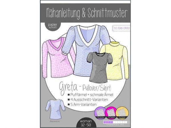 kibadoo Pullover   Shirt Greta