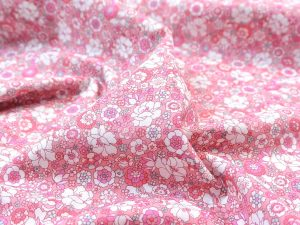 KOKKA Light Poplin Flower Garden rose