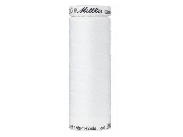 Mettler Seraflex für elastische Nähte | 130 m | 36 Farben