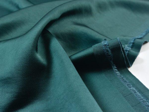 Fibremood | Silk Washed Viskose emerald