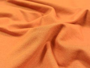 Modal Jersey mit TENCEL™ Fasern papaya
