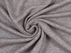 Soft Touch Viskose Strick | grey