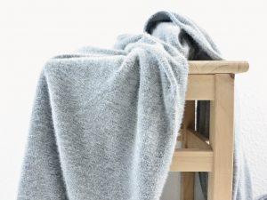 Fibremood   Soft Mohair Look Knit   grey