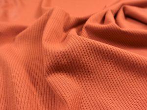 Fibremood | Rib Knit Jersey spice