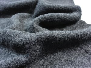 Light Boiled Wool | anthracite