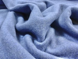 Organic Cotton Baumwollfleece | ocean