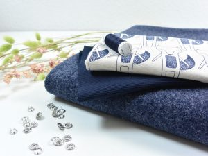 Kids Bundle No.1 | Wollwalkanzug Sleeping Fox