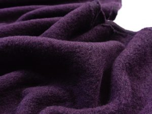 Light Boiled Wool | plum