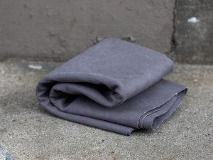 Heavy Washed Canvas | Bekleidung & Taschen | pewter