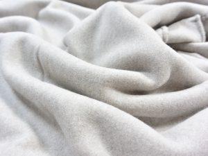 Organic Cotton Baumwollfleece | sand