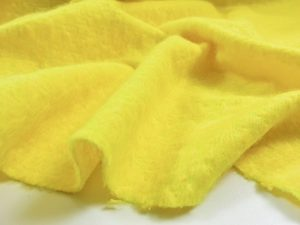 Big Mohair Knit | lemon