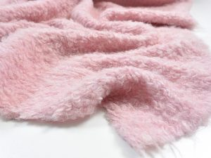 Big Mohair Knit | soft rose