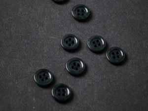 Meet MILK | Frame Corozo Button deep green