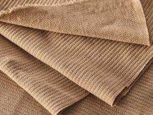 Mind the MAKER | Organic Woolen Ottoman dune