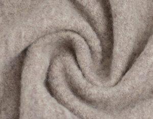 Wollwalk aus 100% Schurwolle | natur meliert