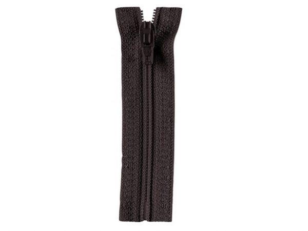 Hosen Reißverschluss 22 cm | anthrazit