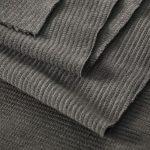 Mind the MAKER | Organic Woolen Ottoman calm grey