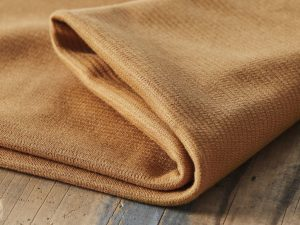 Mind the MAKER | Organic Woolen Ottoman dry mustard