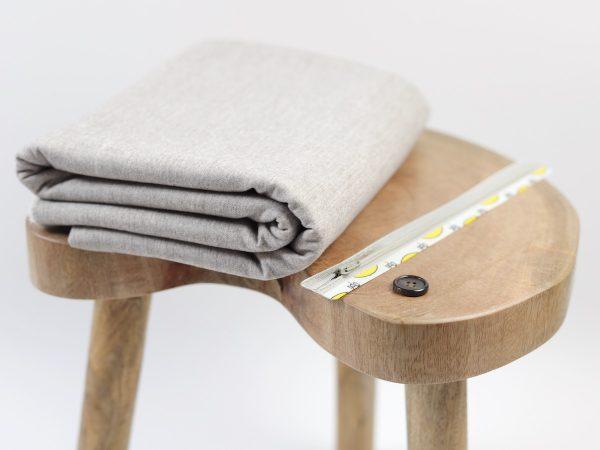 DIY Kit Hose Alessia | Melange Stretch natur