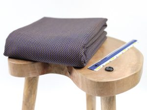 DIY Kit Hose Alessia | Woll Stretch Rectangle mustard