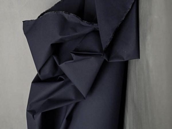 Merchant & Mills Dry Oilskin dark indigo