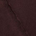 Organic Woolen Fleece Sweat grape