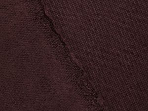 Organic Woolen Fleece Sweat grape