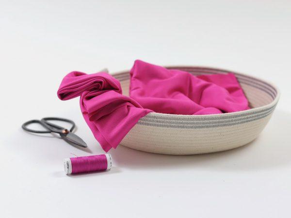 DIY Kit Shirt Greta | Viskose Jersey pink
