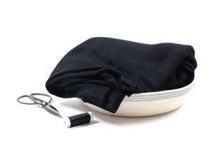 DIY Kit Shirt Greta | Soft Lima Knit black
