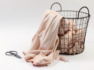 DIY Kit Hose Nessa | Faux Suede nude