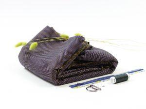 DIY Kit Paperbaghose Dagy | Woll Stretch Rectangle lapis