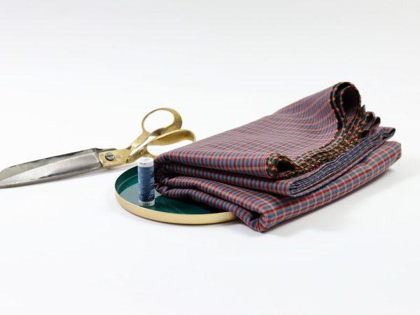 DIY Kit Hose Benita | Soft Fashion Checks