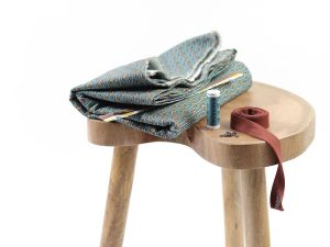 DIY Kit Hose Billie | Art Déco seagreen