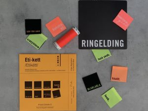 Label Set #mehrEtikette by Prülla & Ännisews | 6. Edition neon