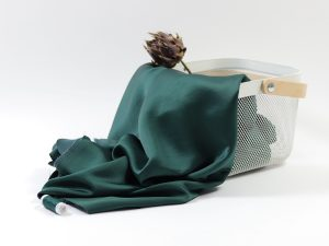 DIY Kit Cargohose | Silk Washed Viskose emerald