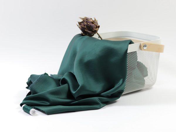 DIY Kit Cargohose | Silk Washed Viskose emerald