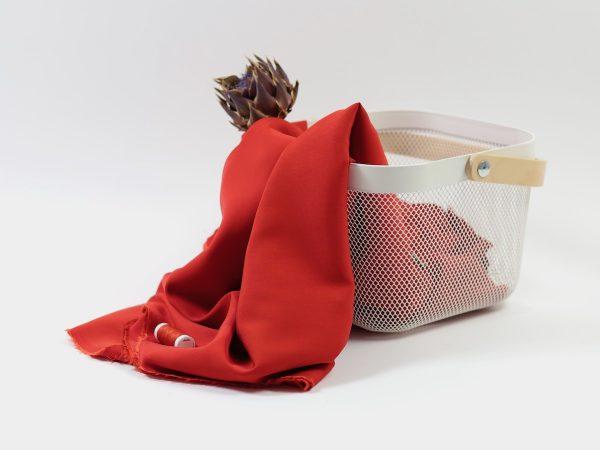 DIY Kit Cargohose | Slope Striped Viskose tomato