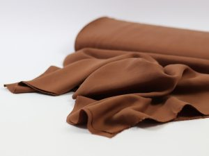 Fibremood Rozan Blouse | Woven Lyocell caramel café