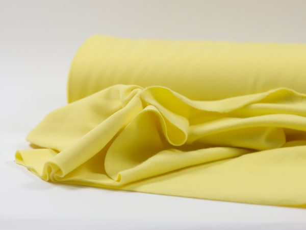 Fibremood Mabel & Robin Sweater | Brushed Sweat light yellow